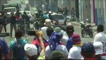 Venezuela crisis: UN's high commissioner for human rights condemns violence