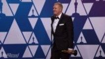 Best Film Editing Winner John Ottman On Most Challenging Scene in 'Bohemian Rhapsody'   Oscars 2019