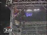ECW - Bobby Lashley vs. Hardcore Holly - Steel Cage