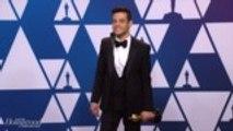 Rami Malek On the Moment He Got the Role of Freddie Mercury in 'Bohemian Rhapsody'   Oscars 2019