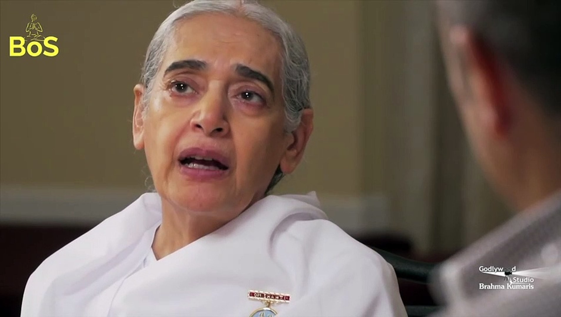 Spiritual Video Brahmakumaris - Relieving the sorrow and pain | Spiritual Thoughts by Sister Jayanti