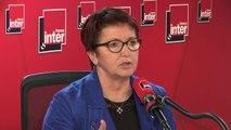 """Christiane Lambert, Présidente de la FNSEA : """"En France, il y a 15 à 20% de situations où il faudrait conserver le glyphosate. Chaque fois qu'on peut l'éliminer, on l'élimine"""""""