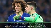 """League Cup - Luiz : """"Nous devons respecter la décision de l'entraîneur"""""""