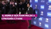 Oscars 2019 : le moment où Lady Gaga a volé à la rescousse du noeud papillon de Rami Malek !