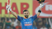 India Vs Australia 2019,T20I : Virat Kohli Becomes First Batsman To Complete 500 Runs In T20Is