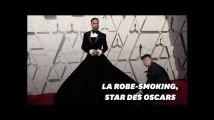 Aux Oscars 2019, la robe de Billy Porter fait sensation