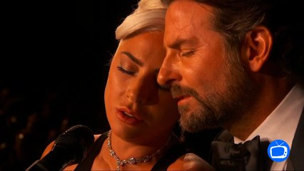 """Lady Gaga y Bradley Cooper brillan con """"Shallow"""" en los Oscar 2019"""