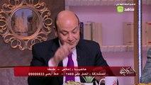 عمرو أديب يستمتع بسندوتش جيجي زايد .. شاهد ما