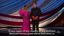 Oscars Get Political As Celebrities Take Aim At Donald Trump