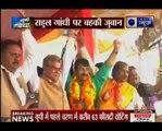 UP Assembly Elections 2017_ BJP leader Manoj Tiwari attacks on Rahul Gandhi