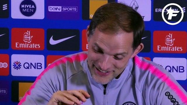 """Thomas Tuchel : """"Kylian Mbappé est exceptionnel"""""""