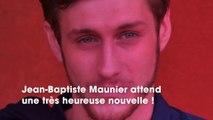 Jean-Baptiste Maunier (Les Choristes) va devenir papa, découvrez le baby bump de sa compagne