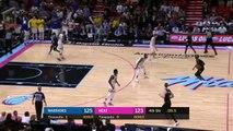 Basket-Ball - NBA - Dwyane Wade Buzzer Beater Wins It For The Heat!  February 27 2019