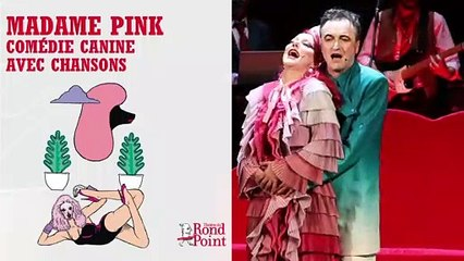Roxie, caniche rose / Madame Pink – Comédie canine avec chansons