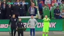 Le gardien de Chelsea refuse de sortir (League Cup)