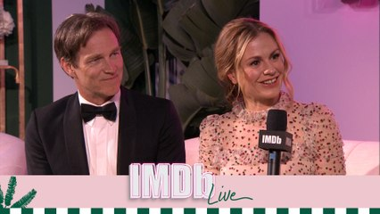 Anna Paquin and Stephen Moyer Introduce Us to Flack