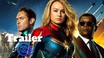 Captain Marvel Trailer -
