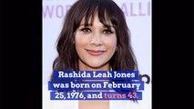 Happy Birthday, Rashida Jones