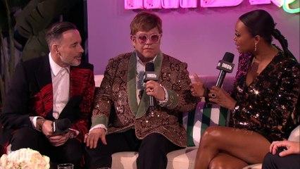 Elton John and David Furnish Discuss Impact of Their AIDS Foundation