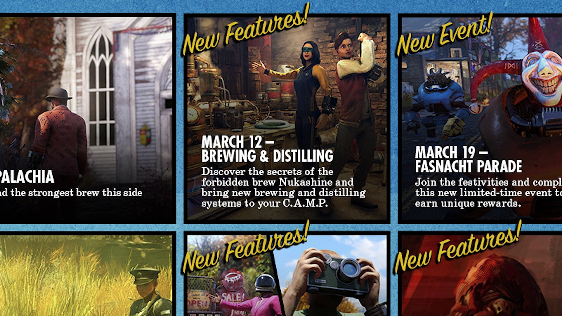 Fallout 76 GOOD NEWS Fallout 76 roadmap in depth details FALLOUT 76 GETTING  NPCS ? !
