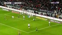 Miha Zajc Goal - Besiktas JK 3 vs 1 Fenerbahce SK
