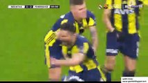 Hasan Ali Kaldirim Goal - Besiktas 3-3 Fenerbahce (Full Replay)