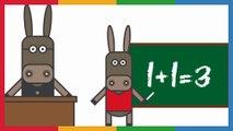 ¡Que burro tan burro! - canciones infantiles originales y nuevas - By CARA BIN BON BAND