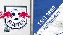 Bundesliga: Resumen Leipzig 1-1 Hoffenheim