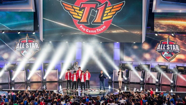 Comcast Spectacor Has Global Ambitions for T1 Esports Venture