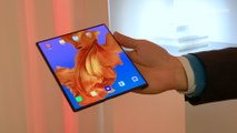 The Huawei Mate X Is the Coolest Folding Phone We've Seen Yet