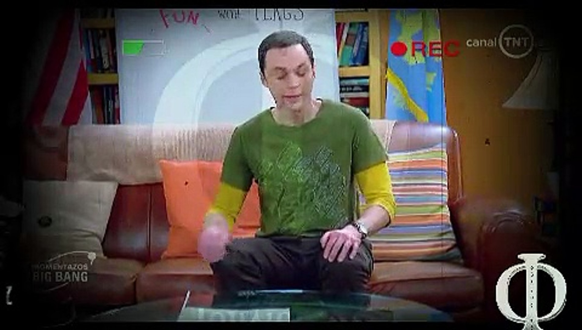 Momentos Sheldon La Teoría del Big Bang Latino HD Parte 113