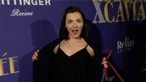 Chantelle Albers 2019 Golden Soiree Pre-Oscar Party Red Carpet