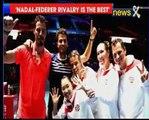 Will never take on Rafael Nadal and Roger Federer, says Former World no. 1 Marathon