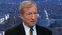 Democratic billionaire and activist Tom Steyer says Trump should be impeached