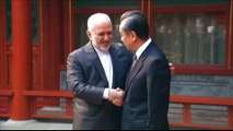 Irans Foreign Minister Javad Zarif resigns