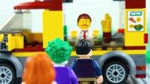 LEGO Captain America VS Iron Man - Marvel's Captain America