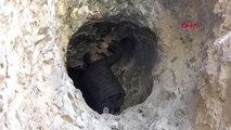 Gümüşhane Tesadüfen Keşfedilen Mağarayı Defineciler Talan Etti