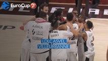 Quarterfinal Facts: LDLC Asvel Villeurbanne