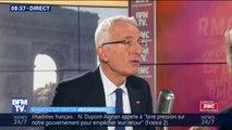 """Guillaume Pépy affirme que les gilets jaunes ont coûté """"plusieurs dizaines de millions d'euros"""" à la SNCF"""