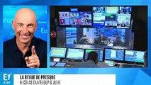 """Jean-Michel Aphatie : """"Emmanuel Macron peut démissionner ou virer Édouard Philippe, je m'en cogne ! Je suis en vacances !"""" (Canteloup)"""