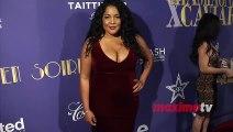 Lornalitz Baez 2019 Golden Soiree Pre-Oscar Party Red Carpet