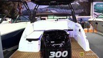 2018 Sea Ray 250 SDX Outboard - Walkaround  2018 Boot Dusseldorf Boat Show
