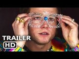 ROCKETMAN (Trailer #2 NEW) 2019 Taron Egerton, Elton John Biopic Movie HD
