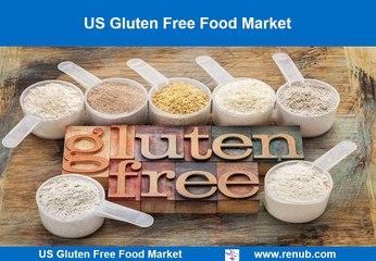 US Gluten Free Food Market Size