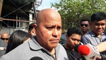 Dela Rosa on illegal Chinese worker: Kung illegal, dapat gawing legal
