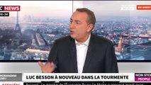 Morandini Live - Luc Besson : pourquoi il n'en a pas fini avec la justice (vidéo)
