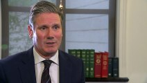 Keir Starmer lays out Labour's road to Brexit 'public vote'