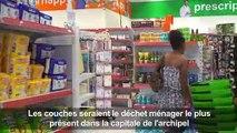 Le Vanuatu compte interdire les couches jetables