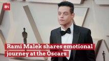 Rami Malek Shares His Personal Road To Oscar Win
