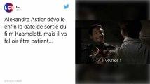 «Kaamelott». Alexandre Astier dévoile la date de sortie du film
